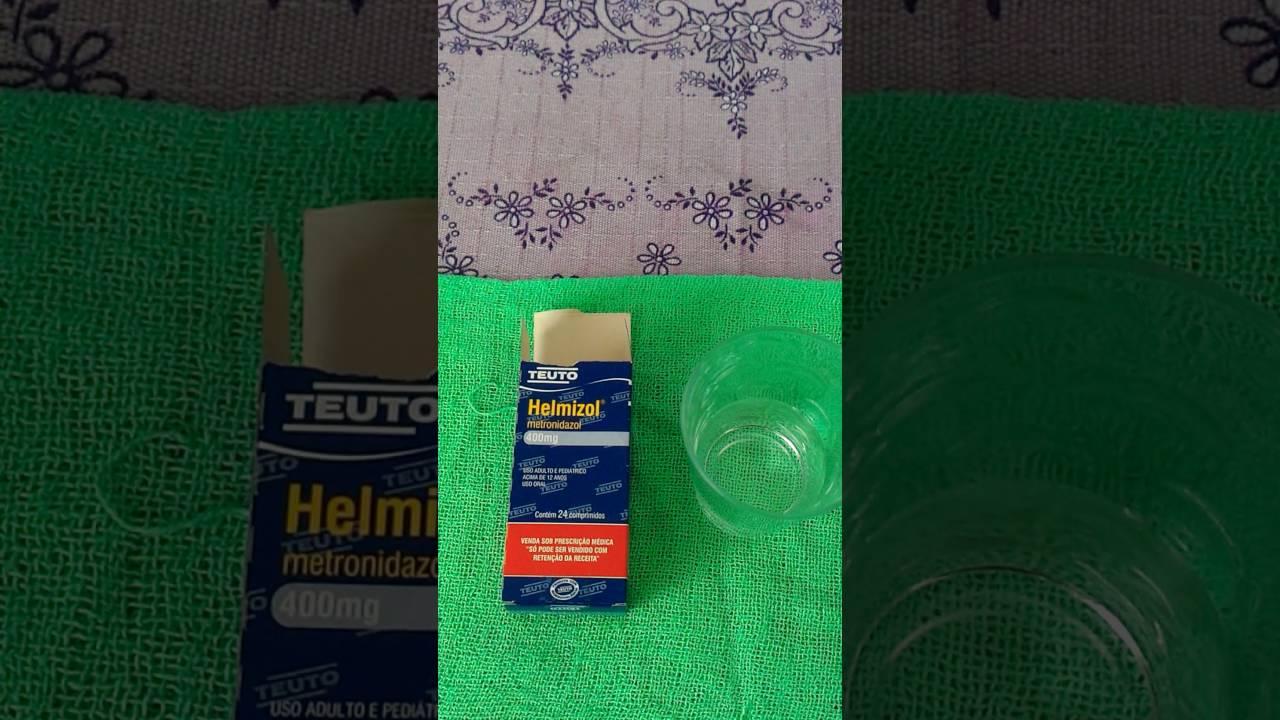 VMA AQUARISMO - Tratamento de aquário com flagyl