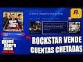 ROCKSTAR VENDE CUENTAS CHETADAS  DE FORMA LEGAL! NO OS VAIS A CREER ESTO! GTA 5 ONLINE