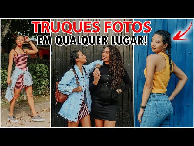 COMO TIRAR FOTOS TUMBLR NA RUA! | dicas de looks, acessórios, edição de foto e +