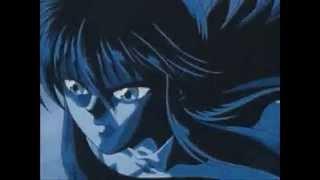 """YU YU Hakusho - Koori No Naifu Wo Daite from YuYu Hakusho - """"Saikyo..."""