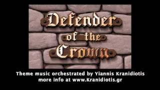 """Defender of the Crown"" - Theme orchestrated"