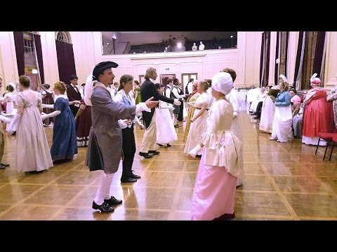 Jane Austen Festival Australia 2017 - Friday Evening, Georgian Era Dance