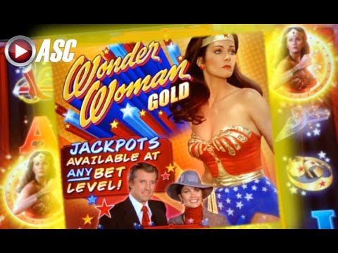 Wonder Woman Gold Slot Machine - Try this Free Demo Version