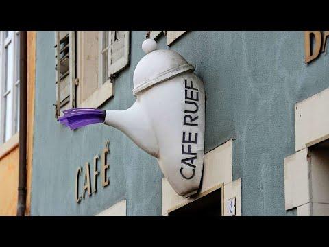 Freiburger Gesichter (4): Rashid - die gute Seele vom Café Ruef