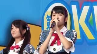 2016.10.09 鹿児島市アミュ広場で催された KKB夢応援フェスタでの AKB48...
