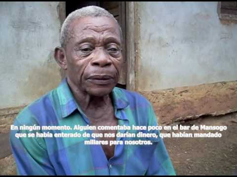 GUINEA ECUATORIAL: TESTIMONIO DE UN DESALOJADO