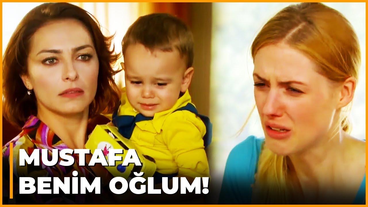 Caroline, Mustafa'yı Cemile'den Almaya Geldi! - Öyle Bir Geçer Zaman Ki 41. Bölüm