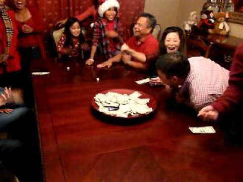 Family Party Games >> Left Right Center Tagayun Money Game - YouTube
