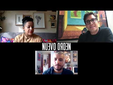 Entrevista con Diego Boneta y Mónica del Carmen por Nuevo orden, la nueva película de Michel Franco