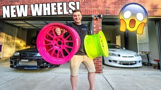 homepage tile video photo for MY CRAZY NEW WHEELS!!