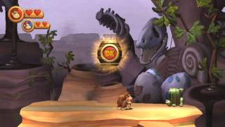 Donkey Kong Country Returns 2 Player Walkthrough (Part 18)
