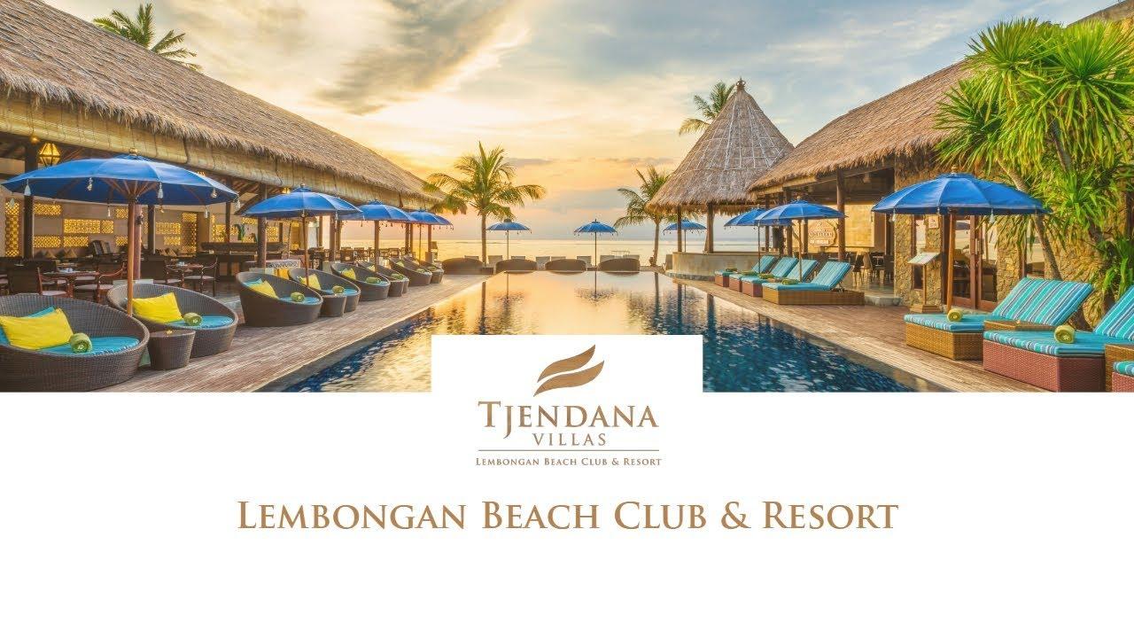 Lembongan Beach Club Resort A Trm