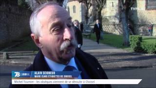 Disparition : les obsèques de Michel Tournier viennent de se dérouler à Choisel