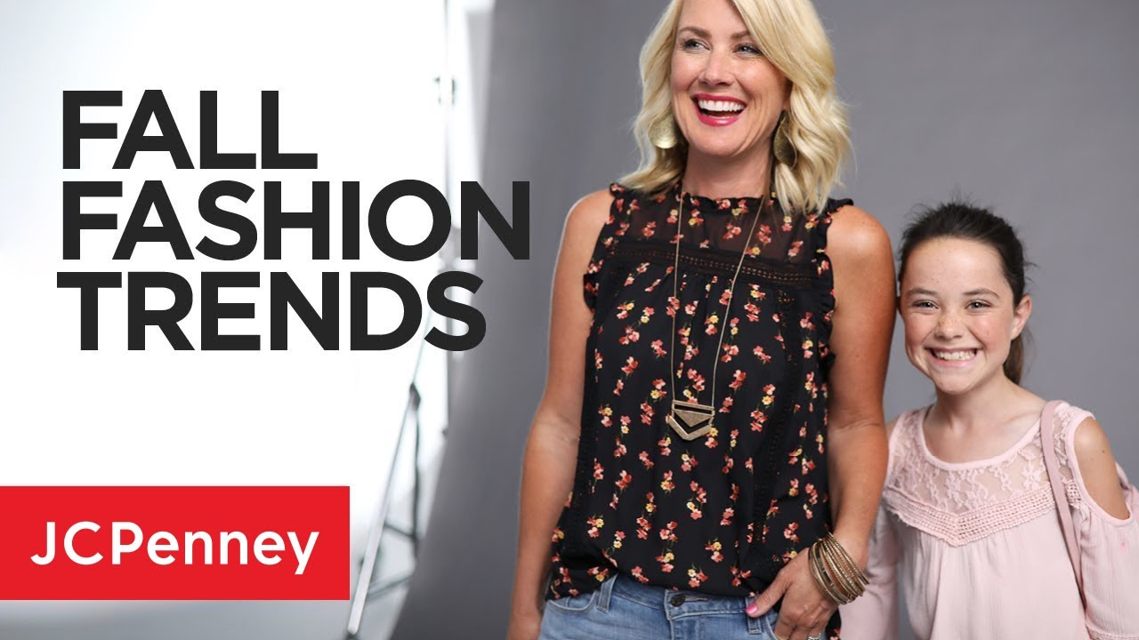 Fashion Trends: Mother and Daughter Outfits | JCPenney