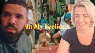 Реакция МАМЫ на Drake - In My Feelings<