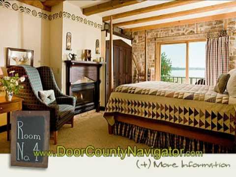 Door County Blacksmith Inn In Baileys Harbor Review Youtube