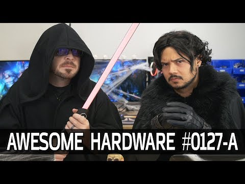 Awesome Hardware #0127-A: Halloween-Flavored Technology