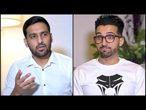 FAZAL-UD-DIN Meets ZAID ALI After Marriage | Sham Idrees