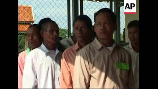 Former Khmer Rouge minister  appeals for release