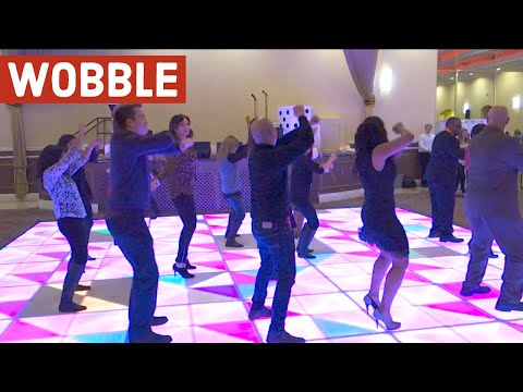 Wobble Line Dance