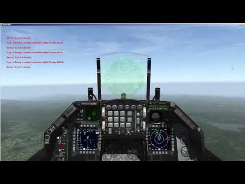 Sortie 13 Combat Air Patrol
