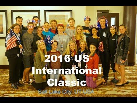 Follow me to: 2016 US International Classic