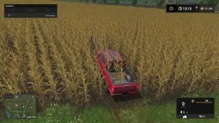 Farming Simulator 17 Crop Destruction