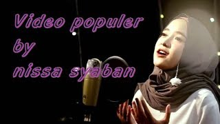 YA  MAULANA BY Nissa - Syaban | Top Trending Shalawat Ramadhan   2018 (Liric)