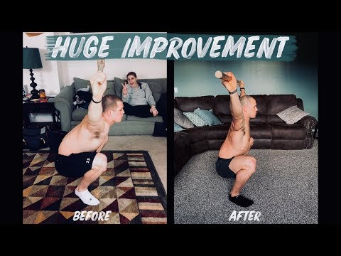 How to Improve Your Overhead Mobility | Cole Sager