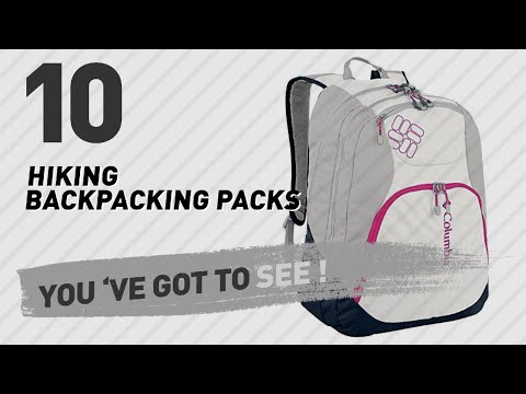 Columbia Backpacking Packs, Top 10 Best Sellers // Hiking & Camping 2017