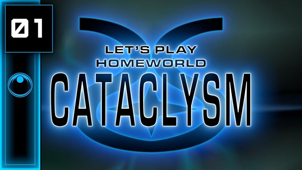 Lets Play   Homeworld: Cataclysm #01 - Somtaaw Mining Vessel Kuun-Lan