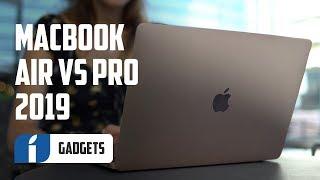 COMPARATIVA MacBook Pro 2019 vs MacBook Air vs iPad Pro