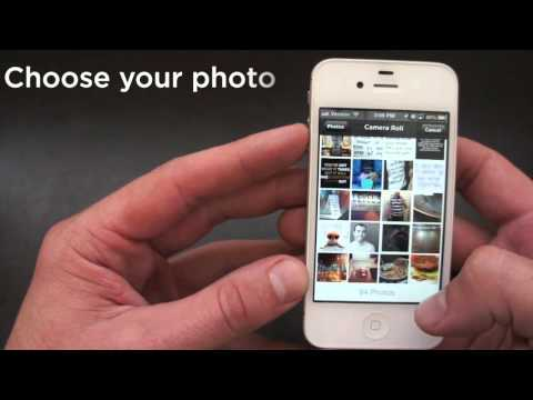 Glyder : Small Business Social Marketing Done Right [iPhone App]