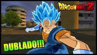 SAIU!!Dragon Ball Z Budokai Tenkaichi 4 - DUBLADO EM PORTUGUÊS (PS2/PC)