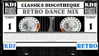 Classics Discotheque 01   Kdj Megamix