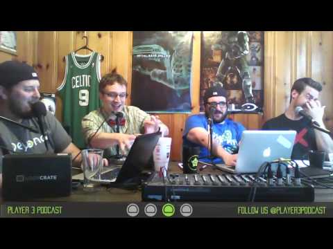 Player 3 Podcast Episode 28 - Guitar Hero Live and Battlefront