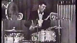 Buddy Rich & Jerry Lewis - Drum Solo Battle (1965)
