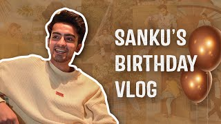SANKET's BIRTHDAY SURPRISE | DAMNFAM |