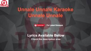 Unnale Unnale Karaoke Unnale Unnale Karaoke