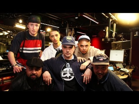 Kurupt FM 1Xtra Breakfast Takeover