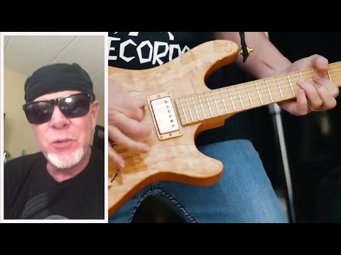 Great White's Mark Kendall EVH Gear TV Show ID