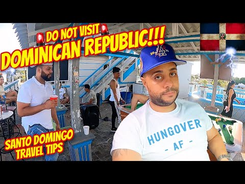 DO NOT VISIT DOMINICAN REPUBLIC UNTIL YOU WATCH THIS!!! | SANTO DOMINGO TRAVEL TIPS