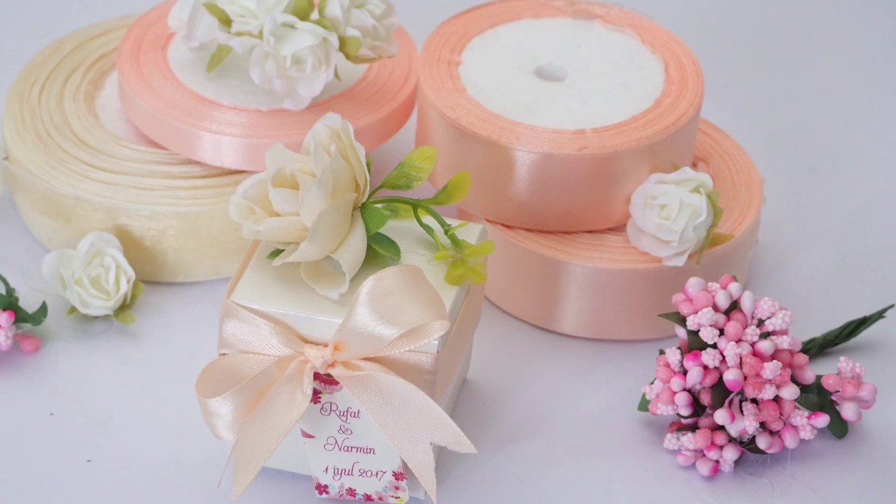 Easy DIY Favour Box: How to create your own wedding favour boxes ...