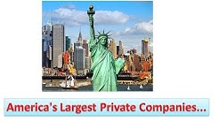Top 10 Largest Private Companies of USA...