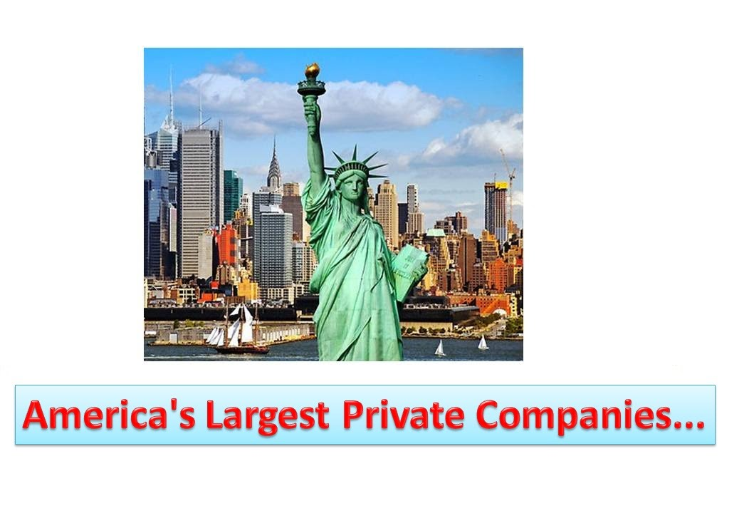 Top 10 Largest Private Companies of USA... - YouTube