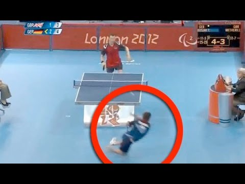 A spectacular sport - Table tennis in Switzerland (short version)