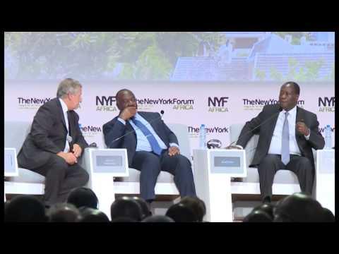 Gabon : Ouverture officielle du New York Forum Africa