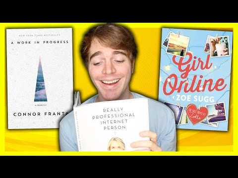 MAKING FUN OF YOUTUBER BOOKS 2