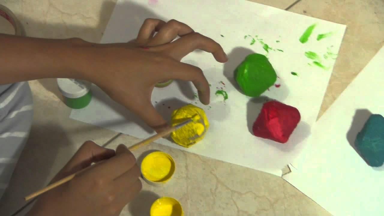 M vil decorativo caja de huevos youtube - Caja de huevo ...