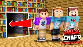 THEY DON'T KNOW WE MADE A SECRET BASE! (Minecraft PalsCraft 3)
